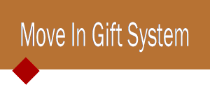 Move In Gift System